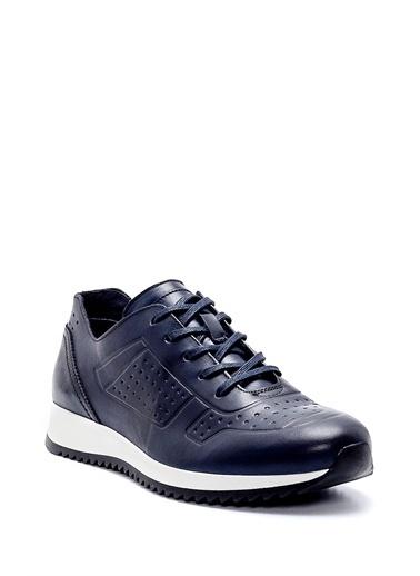 Derimod Erkek Ayakkabı(7611) Sneaker Lacivert